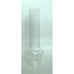 Skleněný cylindr Matador Neue Wunder 20''' krátký (spodní Ø 6,5 cm)