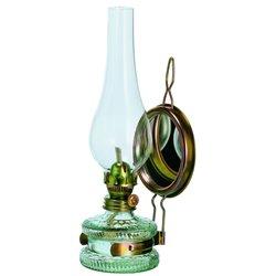 Petrolejová lampa 5''' se zrcadlovým reflektorem