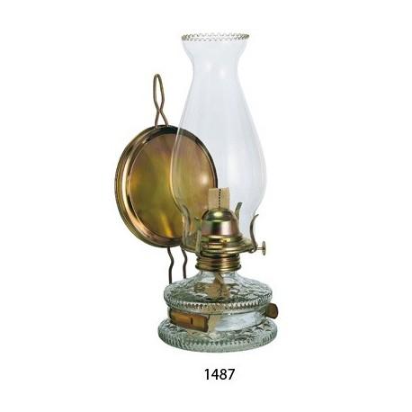 Petrolejová lampa EAGLE s patentním reflektorem
