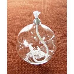 Dekorativní petrolejová lampa (vpichovaná)